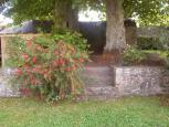 location - saisonnière - accommodation -  Ref : 1007/jardin