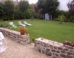 tourisme - accommodation - france -  Ref : 1010/jardin