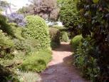 dinard - dinard - location saisonnière -  Ref : 113001/jardin2