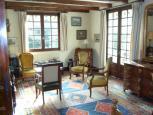 dinard - immobilière - location -  Ref : 141001/salon