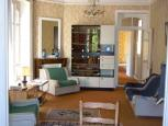 saisonnière - maison à vendre - immobilier -  Ref : 181001/salon1