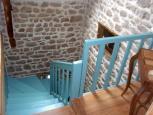 vacance - gites - location -  Ref : 183001/scalier