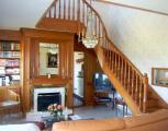 vacance - location saisonnière - dinard -  Ref : 216001/escalier