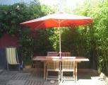 Yves de Sagazan -  Yves de Sagazan - maison à vendre -  Ref : 217001/terrasse