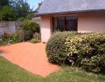 patrimoine et famille - gites - maison à vendre -  Ref : 219001/jardin2