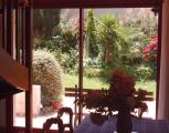 accommodation - dinard - maison à vendre -  Ref : 219001/salonjardin