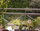 immobilier - saisonnière - patrimoine et famille -  Ref : 229001/balcon