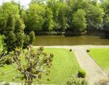 location saisonnière - immobilier -  vacance -  Ref : 252001/jardin1