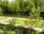 saisonnière - patrimoine et famille - france -  Ref : 252001/jardin2